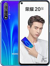 Honor 20s Price