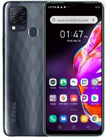 Infinix Hot 12T Price