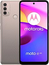 Motorola Moto E40 Price