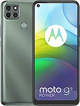 Motorola Moto G9 Power Price