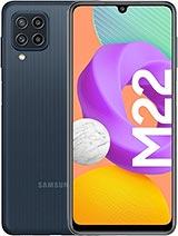 Samsung Galaxy M22 6GB RAM Price